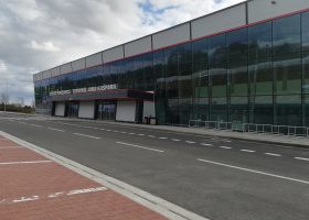 Letiště Pardubice - Terminál Jana Kašpara