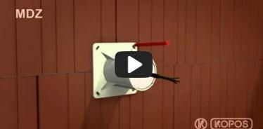 Embedded thumbnail for Montážny návod montážnej dosky do zateplenia MDZ