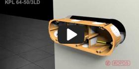 Embedded thumbnail for Montážní návod elektroinstalačních krabic do dutých stěn KPL 64-50/3LD
