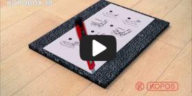 Embedded thumbnail for Montážní návod podlahové krabice KOPOBOX - 12 modulů