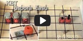 Embedded thumbnail for Montážny návod elektroinštalačných krabíc do betónu - KBT
