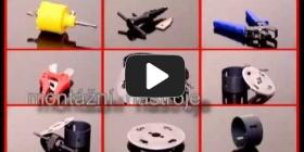 Embedded thumbnail for Upevňovací materiál